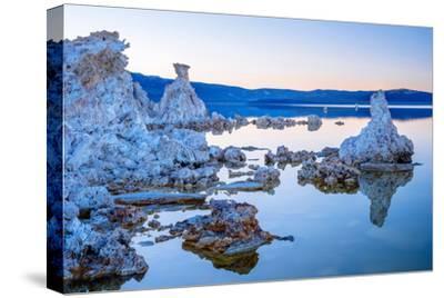 Tufa Rock Formations at South Tufa, Mono Lake, California