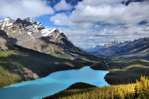 Peyto Lake by Jordanwhipps1987