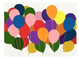 Balloons by Jorey Hurley