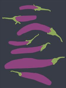 Eggplants by Jorey Hurley
