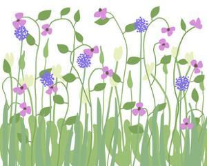 Imaginary Flowers 2 by Jorey Hurley