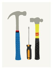 Tools 1 by Jorey Hurley
