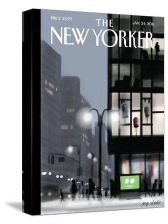 The New Yorker Cover - January 24, 2011