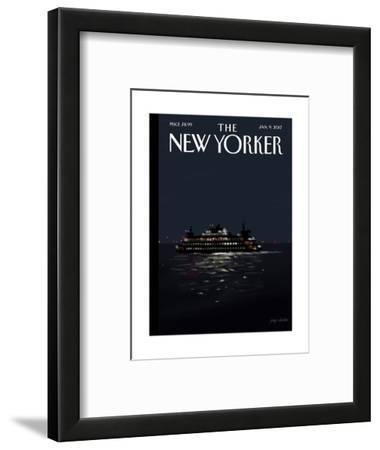 The New Yorker Cover - January 9, 2017