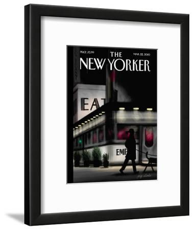The New Yorker Cover - March 22, 2010