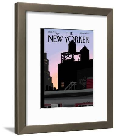 The New Yorker Cover - September 21, 2009