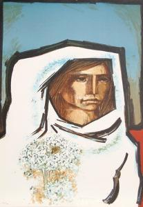 The Bride by Jorge Dumas