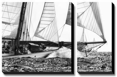 Free Sailing by Jorge Llovet