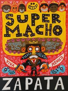 El Mexicano by Jorge R^ Gutierrez