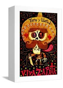 Viva Zapata by Jorge R^ Gutierrez