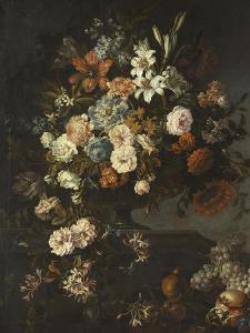 Bouquet de fleurs by Joris Van Son