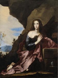 Mary Magdalene Penitent, 1637 by Jos? de Ribera