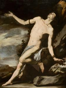 Saint Sebastian by Jos? de Ribera