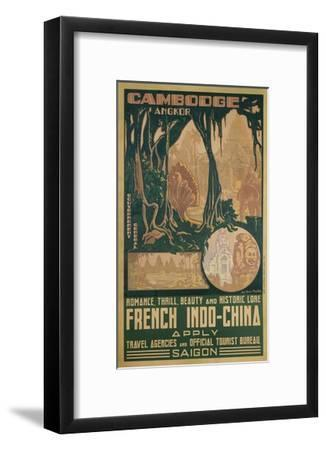Cambodge Angkor Poster