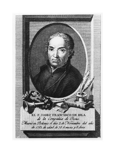 José Francisco De Isla--Giclee Print