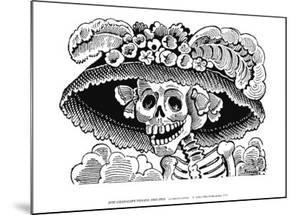 Calivera Catrina by Jose Guadalupe Posada