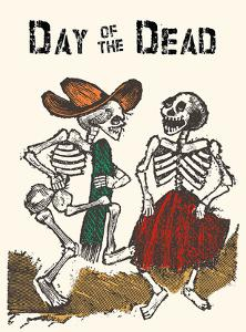 Mexico - Day of the Dead Celebrations by Jose Guadalupe Posada