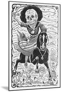 Posada: 'Calavera' by Jose Guadalupe Posada