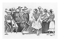 Posada: Happy Dance-Jose Guadalupe Posada-Giclee Print