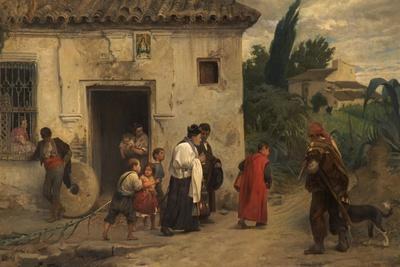 El Santo Óleo, or the Holy Oil, 1871