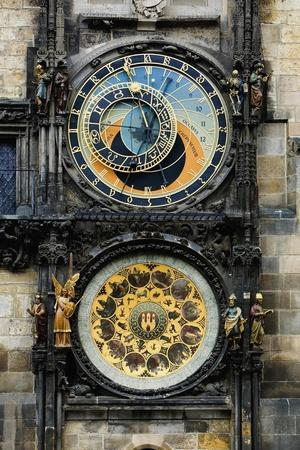 Astronomical Clock and Josef Manes' Calendar