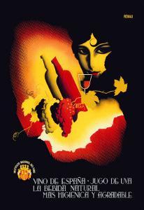Vino de Espana by Josep Renau Montoro