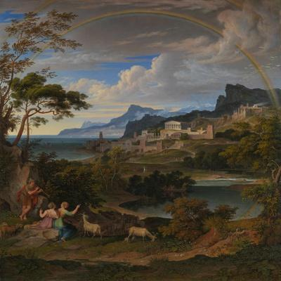 Heroic Landscape with Rainbow, 1824