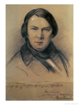 Robert Schumann 1853