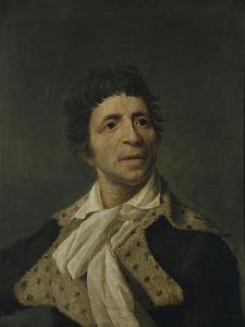 Jean-Paul Marat (1743-1793), homme politique by Joseph Boze