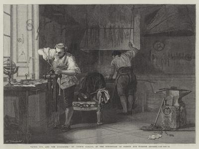 Louis XVI and the Locksmith