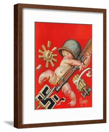 """""""Baby New Year at War,"""" January 2, 1943"""