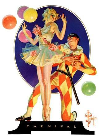 """Carnival,""February 25, 1933"