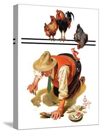 """""""Hens and Gardner,""""May 11, 1935"""