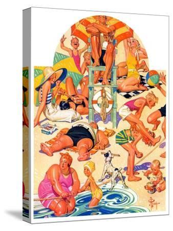 """""""King of the Beach,""""September 3, 1932"""