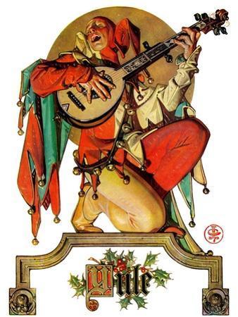 """Musical Jester,""December 26, 1931"