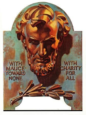 """""""Re -print of """"Bronze Lincoln"""","""" February 1, 1976"""