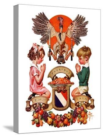 """""""Thanksgiving Crest,""""November 26, 1932"""