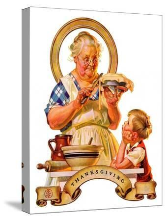 """""""Trimming the Pie,""""November 23, 1935"""