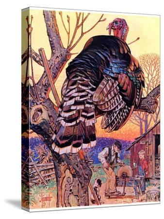 """Turkey in the Tree,""November 25, 1939"