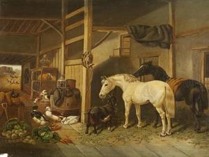 A Stable Interior by Joseph Clark