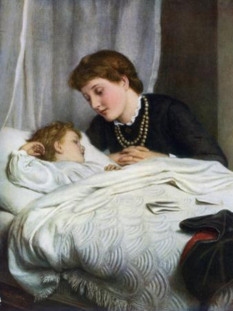 Mother's Darling, 1884 by Joseph Clark