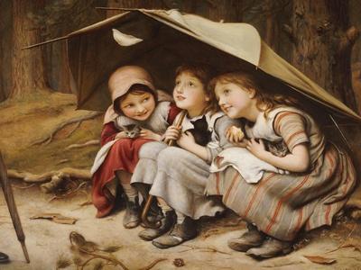 Three Little Kittens, 1883