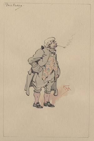 Phil Parkes, C.1920s