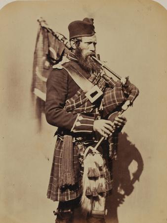 Pipe-Major Macdonald, 72nd (Duke of Albany's Own Highlanders) Regiment of Foot