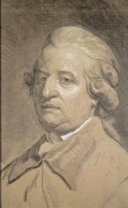 Portrait de Louis XVI by Joseph Ducreux