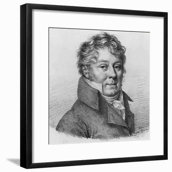 Joseph E. Jouy-Julien Leopold Boilly-Framed Premium Giclee Print