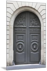 Decorative Doors IV by Joseph Eta