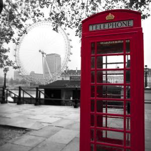 London Trip III by Joseph Eta