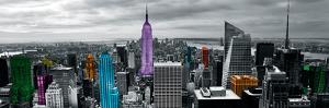 Neon City II by Joseph Eta