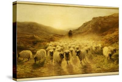 Leaving the Hills, 1874